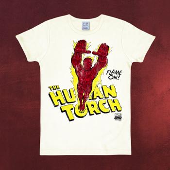 Marvel - Human Torch T-Shirt