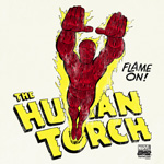 Marvel - Human Torch T-Shirt