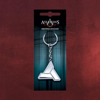 Assassins Creed - Abstergo Logo Schlüsselanhänger