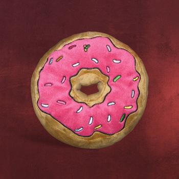 Simpsons - Donut Kissen