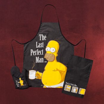 Simpsons Grillset The Last Perfect Man