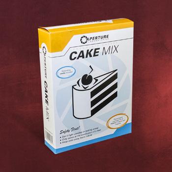 Portal 2 - Der Kuchen
