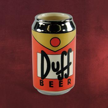 Simpsons Tasse Duff Beer
