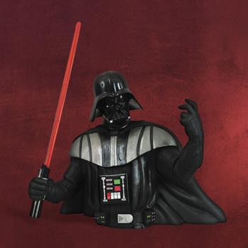 Star Wars - Darth Vader mit Lichtschwert Spardose
