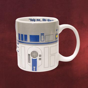 Star Wars - R2-D2 Relieftasse