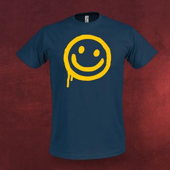 Sherlock - Smiley Face T-Shirt