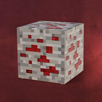 Minecraft - Nachtlicht Redstone Ore-Block