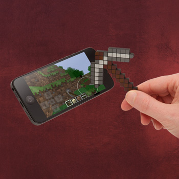 Minecraft - Pickaxe Touchscreen-Stift