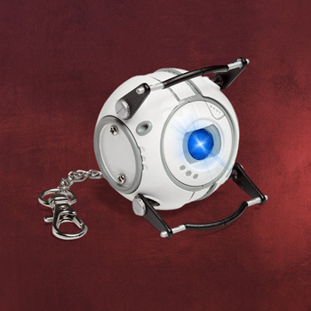 Portal 2 - Wheatley LED Taschenlampe