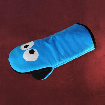 Sesamstra�e - Cookie Monster Ofenhandschuh