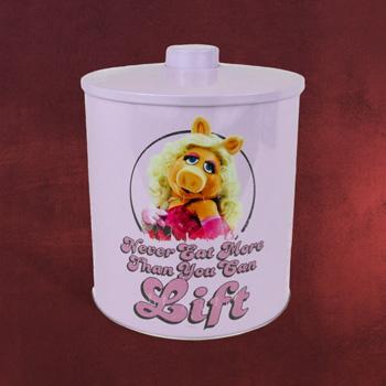Muppets - Miss Piggy Keksdose