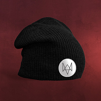 Watch Dogs - Fox Logo Beanie