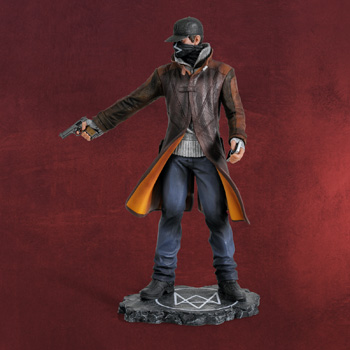Watch Dogs - Aiden Pearce Statue