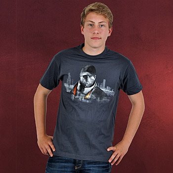 Watch Dogs - Aiden Pearce Chicago T-Shirt