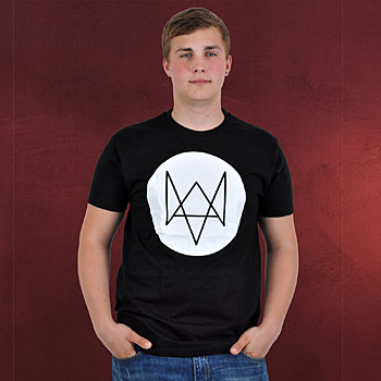 Watch Dogs - Fox Logo T-Shirt