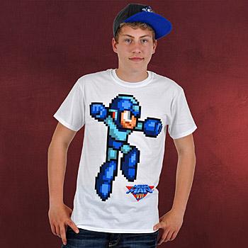 Megaman - Charakter T-Shirt