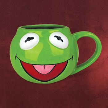 The Muppets - Kermit XXL Tasse