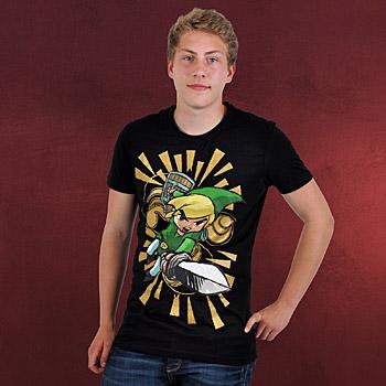 Zelda - Wind Waker T-Shirt