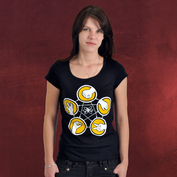 The Big Bang Theory - Game Girlie Shirt