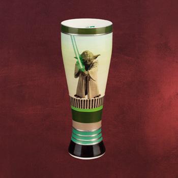 Star Wars Yoda Design Glas