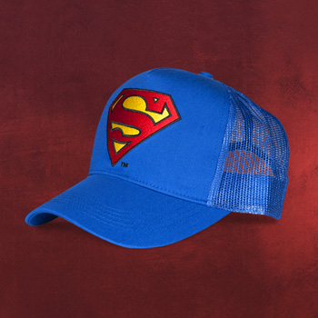 Superman Logo Basecap