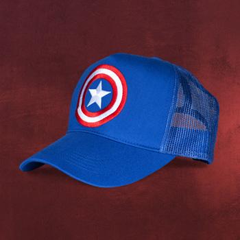Captain America Logo Basecap