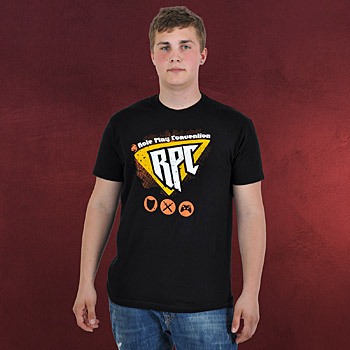 Role Play Convention T-Shirt