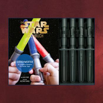 Star Wars - Kochbuch Eisschwerter