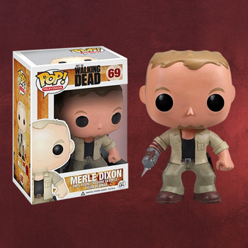 Walking Dead - Merle Dixon Mini-Figur