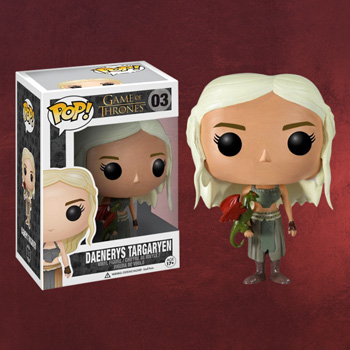 Game of Thrones - Daenerys Targaryen Mini-Figur