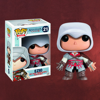 Assassins Creed II - Ezio Mini-Figur