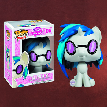 My Little Pony - DJ Pon3 Mini-Figur