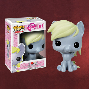 My Little Pony - Derpy Mini-Figur