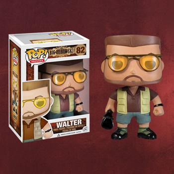 Big Lebowski - Walter Mini-Figur