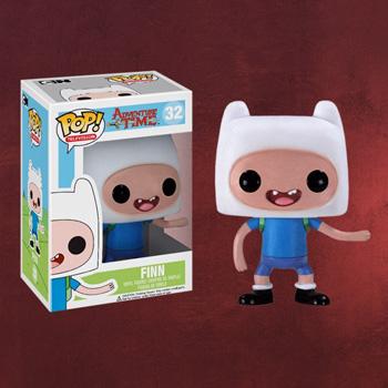 Adventure Time - Finn Mini-Figur