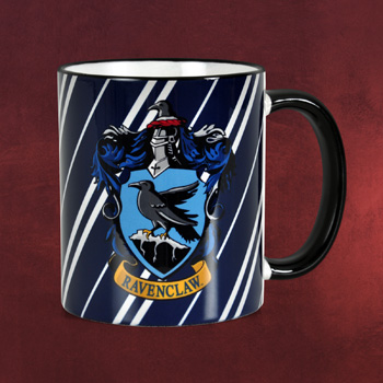 Harry Potter - Ravenclaw Wappen Tasse