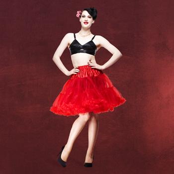 Petticoat Swing rot