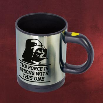 Star Wars - Vader Thermobecher mit R�hrfunktion