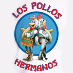 Breaking Bad - Los Pollos Hermanos T-Shirt wei�