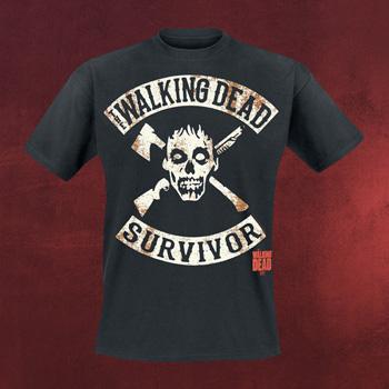 Walking Dead - Survivor T-Shirt