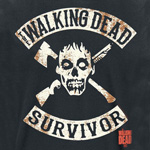 Walking Dead - Survivor T-Shirt