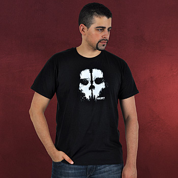 Call of Duty Ghosts - Skull T-Shirt