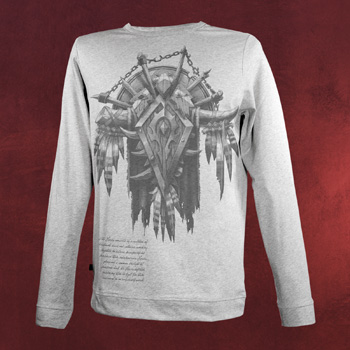World of Warcraft - Crest of the Horde Longsleeve