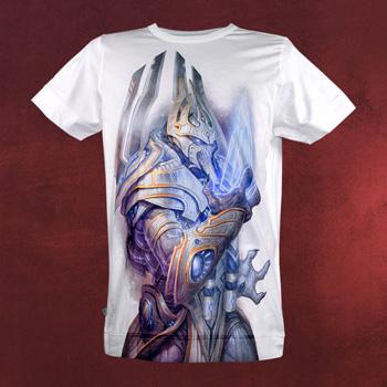 StarCraft - Artanis Deluxe T-Shirt