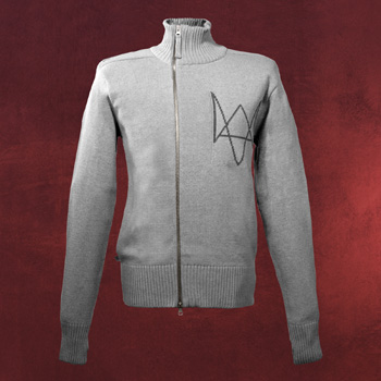 Watch Dogs - Aiden Pearce Deluxe Cardigan
