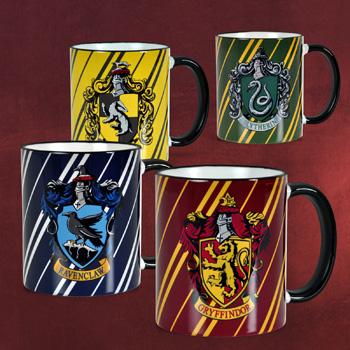 Harry Potter Wappen Tassen-Set Angebot