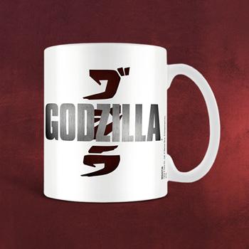 Godzilla - Logo Tasse
