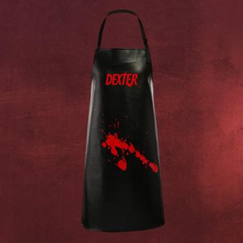 Dexter Morgan Sch�rze schwarz