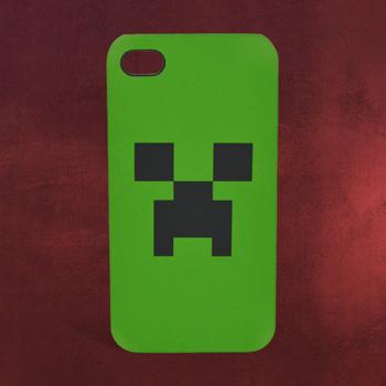 Minecraft Creeper iPhone 4/4S Schale