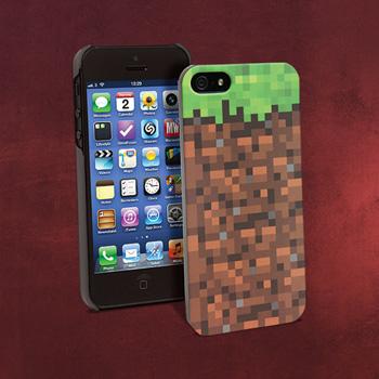 Minecraft Grassy Block iPhone 5S Schale